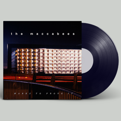 The Maccabees: Marks To Prove It: Coloured Vinyl + Limited Edition Art Print