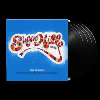 Various Artists: The Sugar Hill Singles Box Set