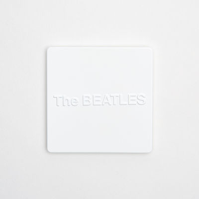 Abbey Road Studios: The Beatles White Album Magnet