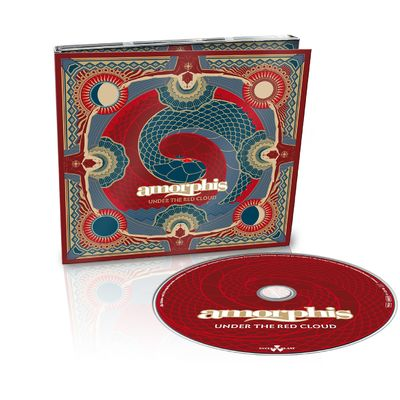 Amorphis: Under The Red Cloud: Signed Limited Edition Digipack