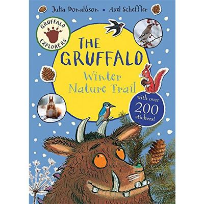 Donaldson and Scheffler: Gruffalo Explorers: The Gruffalo Winter Nature Trail (Paperback)