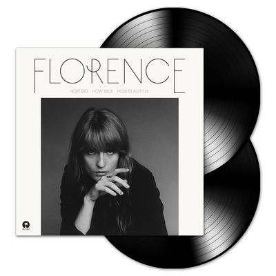 Florence + The Machine: How Big, How Blue, How Beautiful 12