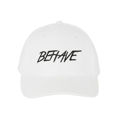 I Play Dirty: Behave White Cap