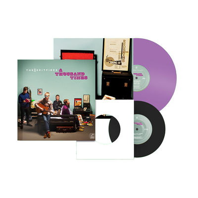 The Spitfires: A Thousand Times: Limited Edition Lilac Vinyl