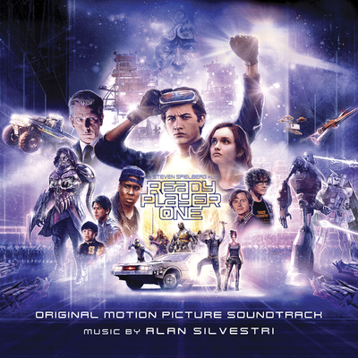 Various Artists: Various Artists: Ready Player One: Songs From The Motion Picture