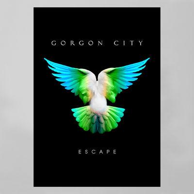 Gorgon  City: A3 ALBUM ARTWORK PRINT