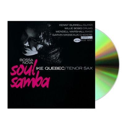 Ike Quebec: Bossa Nova Soul Samba
