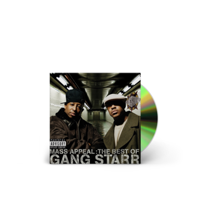 Gang Starr: MASS APPEAL: THE BEST OF GANG STARR