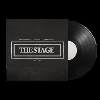 Curren$y X Smoke DZA X Harry F : The Stage