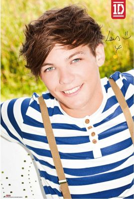 One Direction: One Direction Louis Poster