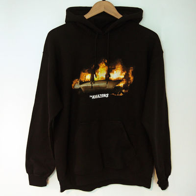 The Amazons: Burning Van Hoody (with Tour Dates)