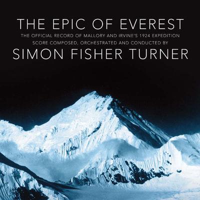 Simon Fisher Turner: The Epic Of Everest (Vinyl + CD)