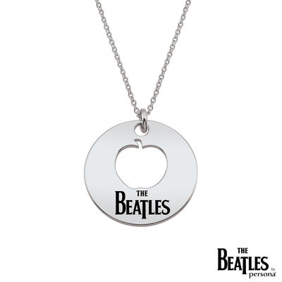The Beatles: 925 Beatles Apple Necklace