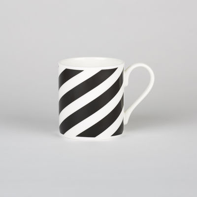 Abbey Road Studios: Abbey Road Diagonal Stripe Mug