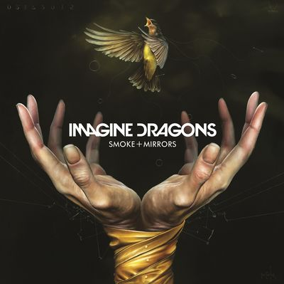 Imagine Dragons: Smoke + Mirrors Standard CD Album