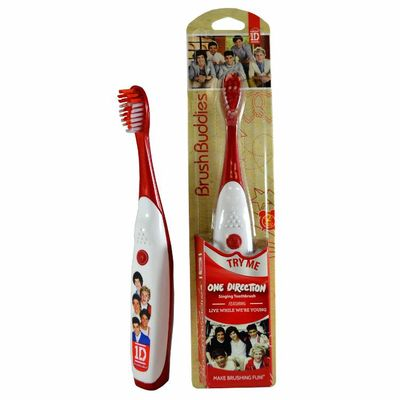 One Direction: One Direction Singing Toothbrush (1 Track) *Limited Stock*