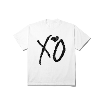 The Weeknd: XO CLASSIC LOGO TEE