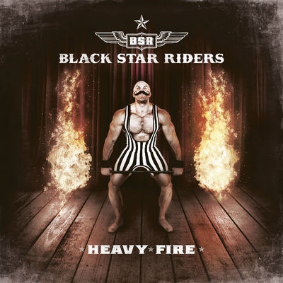 Black Star Riders: Heavy Fire: Gatefold