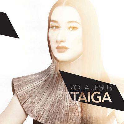 Zola Jesus: Taiga (Marbled Vinyl)