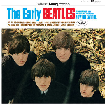 The Beatles: The Early Beatles (USA Version)