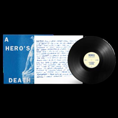 FONTAINES D.C.: A Hero's Death: Black Vinyl
