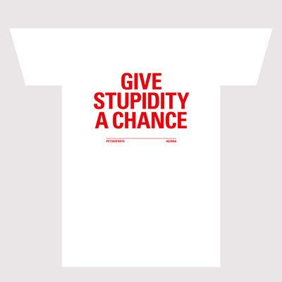Pet Shop Boys: Give Stupidity A Chance
