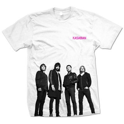 Kasabian: Kasabian Group Stand Tshirt