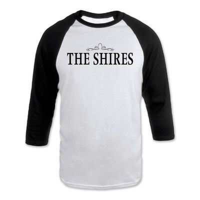 The Shires: Baseball Longsleeve