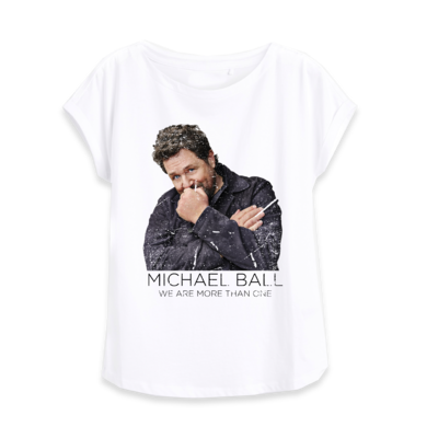 Michael Ball: We Are More Than One t-shirt