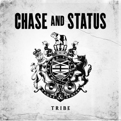 Chase and Status: Tribe CD Signed