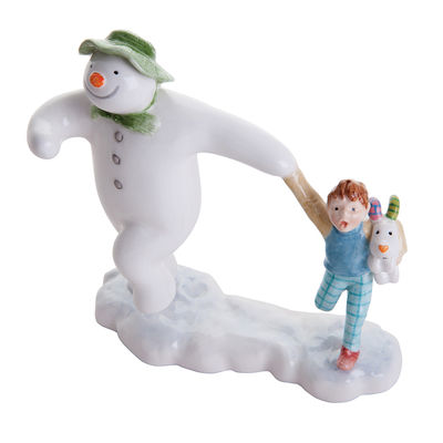The Snowman: Taking Off!