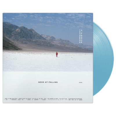 The Japanese House: Good At Falling Exclusive Light Blue LP