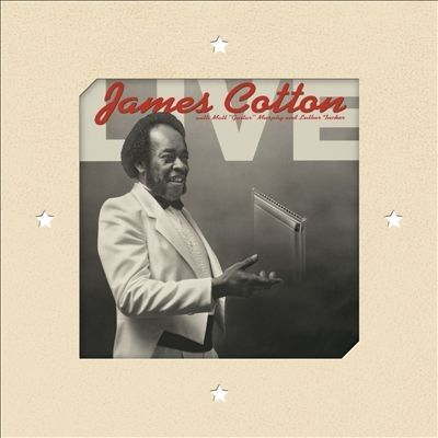 James Cotton: Live At Antone's Nightclub