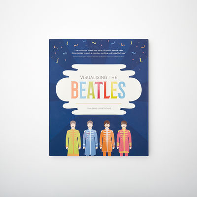 Abbey Road Studios: Visualising The Beatles by John Pring and Rob Thomas