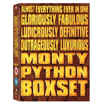 Monty Python: Monty Python - Almost Everything Box Set