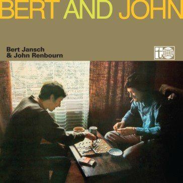 Bert Jansch & John Renbourn: Bert And John