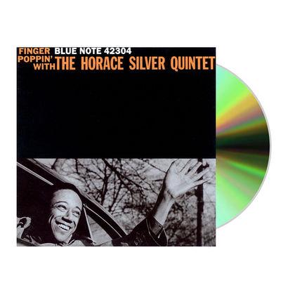 Horace Silver : Finger Poppin'