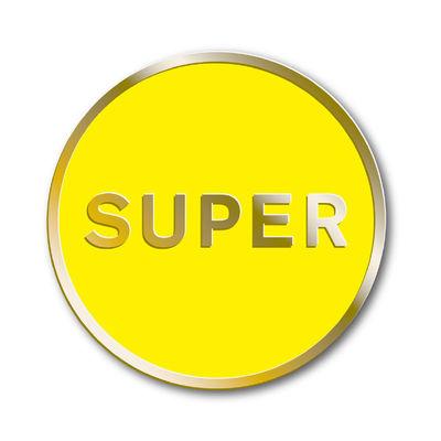Pet Shop Boys: Super Tour Enamel Badge