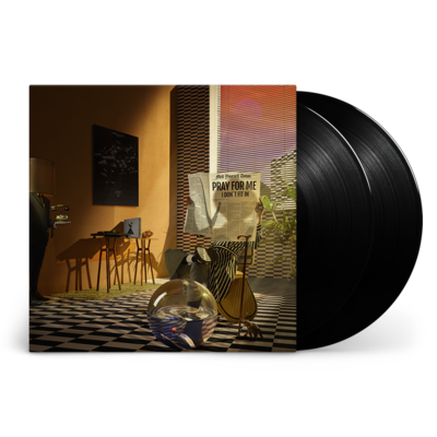 Melt Yourself Down: Pray For Me I Don't Fit In Vinyl