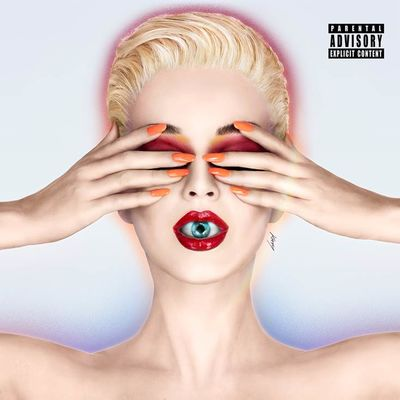 Katy Perry: Witness Standard CD