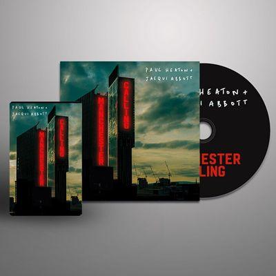 Paul Heaton & Jacqui Abbott: Signed Manchester Calling CD + Cassette
