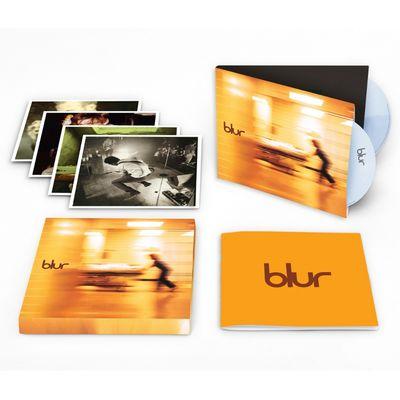 Blur: Blur (2CD Special Edition)