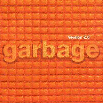 Garbage: Version 2.0 - 20th Anniversary Edition: Orange Vinyl