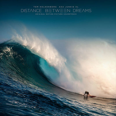 Junkie XL: Distance Between Dreams Clear Blue Vinyl Limited Edition