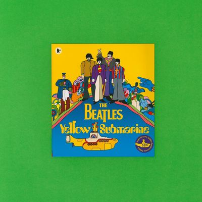 The Beatles: Yellow Submarine Picture Book