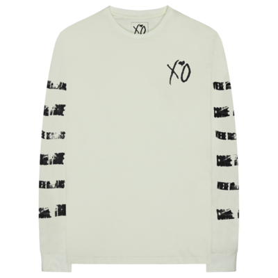 The Weeknd: XO VISIONS LONGSLEEVE