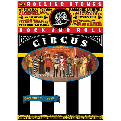 The Rolling Stones: Rock & Roll Circus