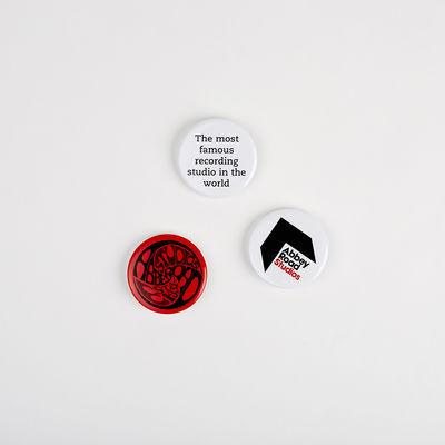 Abbey Road Studios: The Abbey Road Studios Badges Bundle