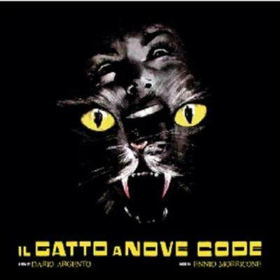 Ennio Morricone: Il Gatto A Nove Code (Cat O Nine Tails)