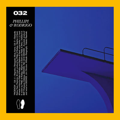 Phillipi and Rodrigo: Paciencia LP